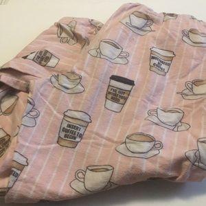 PJ salvage pajama bottoms